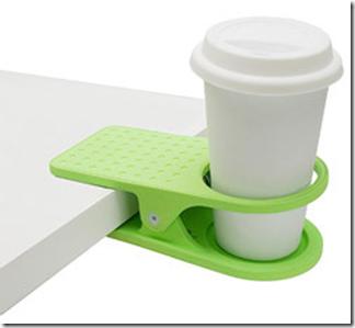Design Clip porta-copo