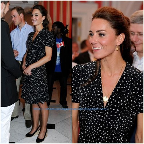Kate Middleton attend a Youth Reception at Rideau Hall (3)