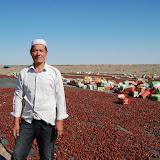 Mogui Cheng - Cultivateur et fruits séchés