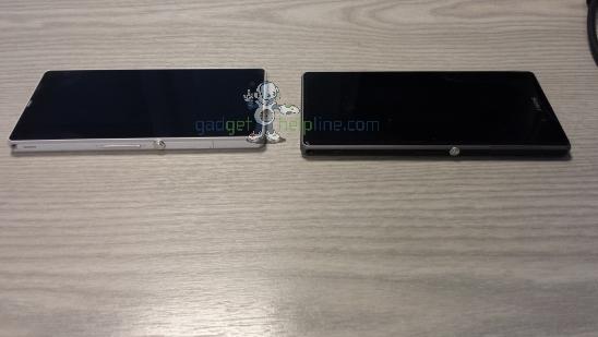 Sony i1 honami vs xperia z