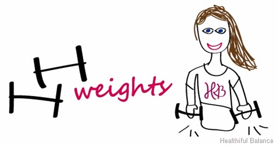 Weights by Healthiful Balance