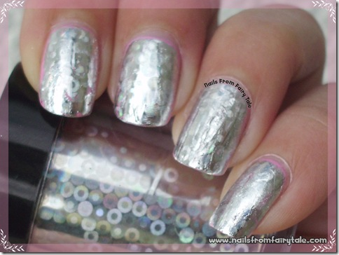 nail foil tutorial final look 3