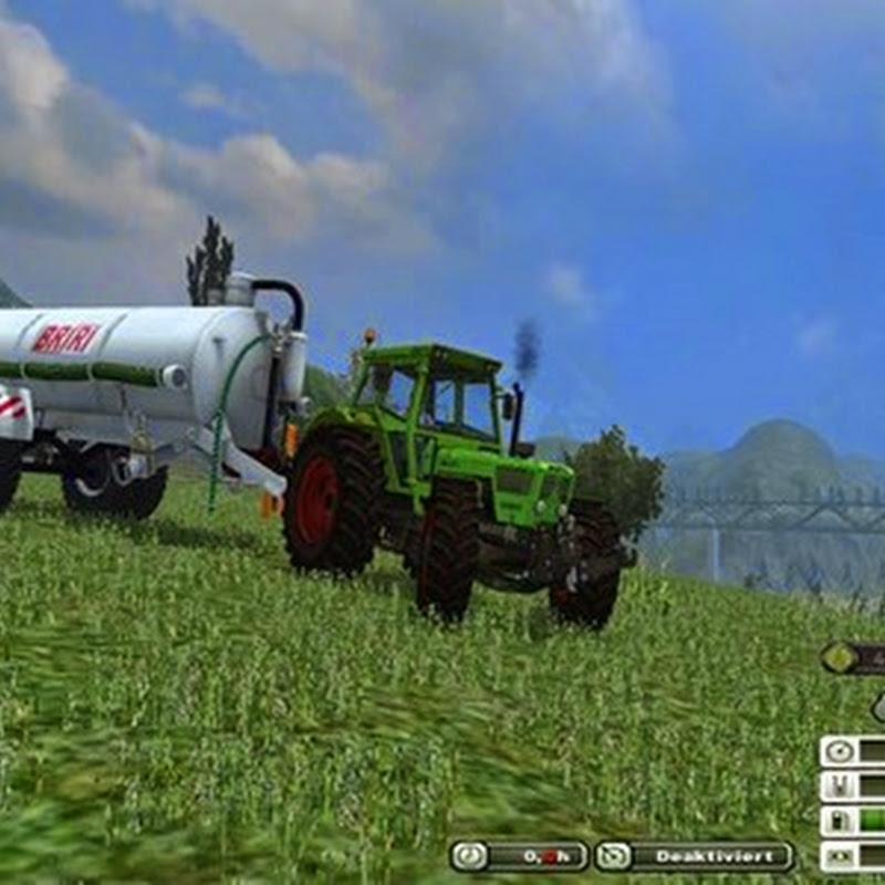 Farming simulator 2013 - Briri11000L v 1.2