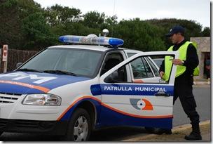 Patrulla Municipal del Partido de La Costa