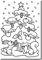 colorear navidad blogcolorear (1)