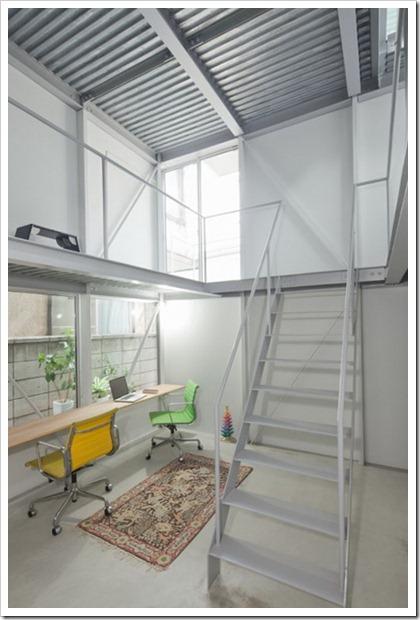 desain rumah minimalis gaya jepang 1
