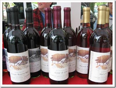 cascade mt wines