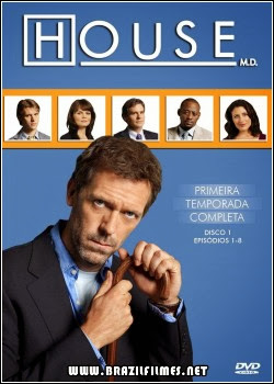 Download Dr. House 1ª Temporada WEB-DL-RMZ 720p Dual Áudio