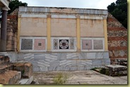 Sardis Synagogue Wall Pictures