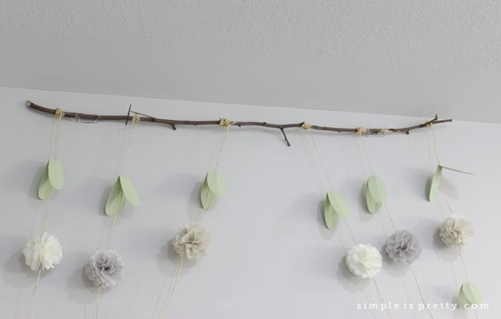 Simple is Pretty Shop Studio Pom Pom Vines