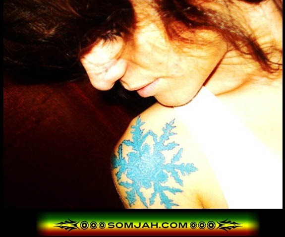 Tatoo Reggae SOMJAH 05