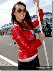 Paddock Girls Iveco Australian Grand Prix 16 October 2011 Phillip Island Australia (41)