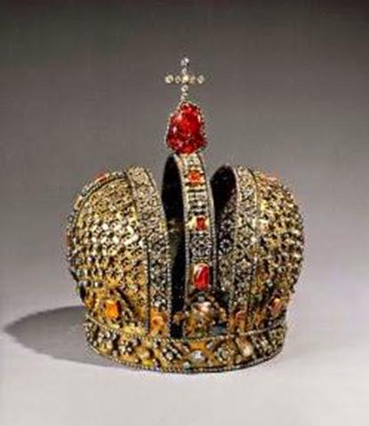 Corona de Anna Ivanova - Rusia