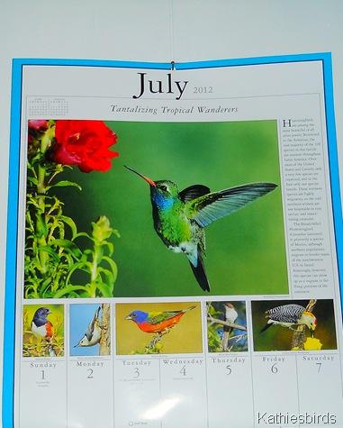 4. July Calendar-kab