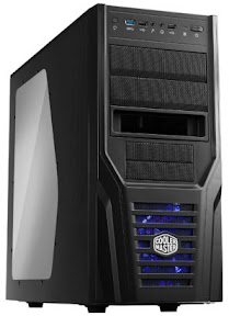 Cooler Master CM Elite 431 Plus ATX Mid-Tower Chassis