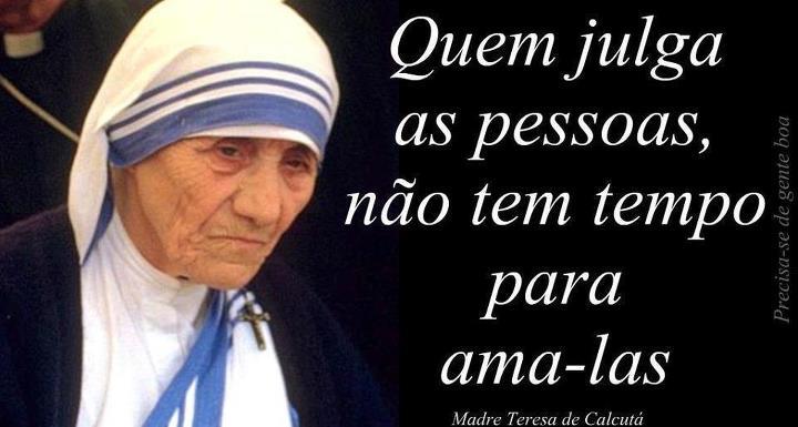 Tag Madre Teresa De Calcutá Frase