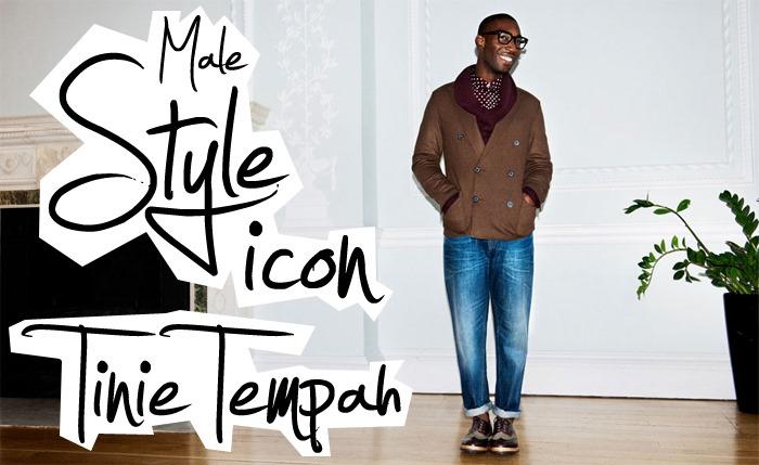 Male style icon: Tinie Tempah