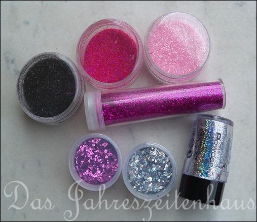 DIY Glitter Mix 3