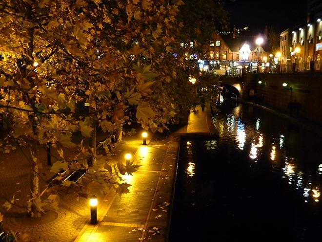 Осень в Бирмингеме