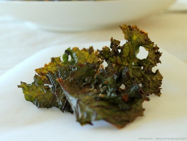 Kale Chips via homework - carolynshomework (1)