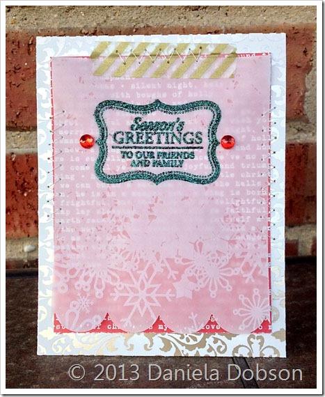 Season's greetings by Daniela Dobson