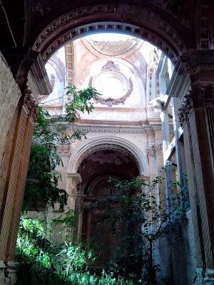 Ruinas Monasterio de Santa Fe Cuarte de Huerva