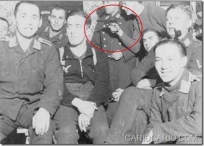 Fotos engraçadas da Segunda Guerra Mundial (3)