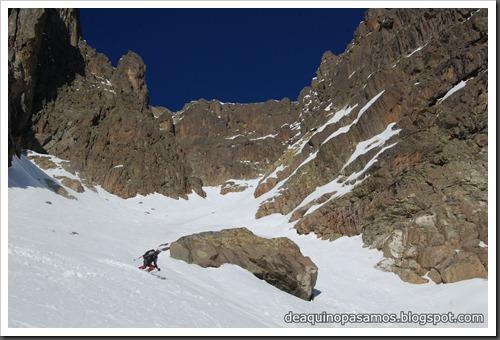 Circo Sur del Midi d'Ossau con esquis (Portalet, Pirineo Frances) (Fon) 215