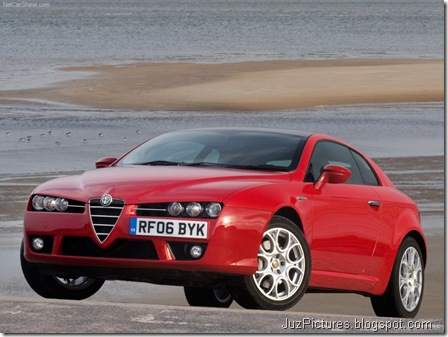 Alfa Romeo Brera UK Version5