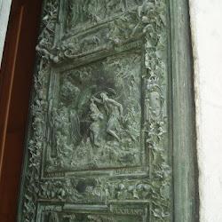 Puerta de la catedral