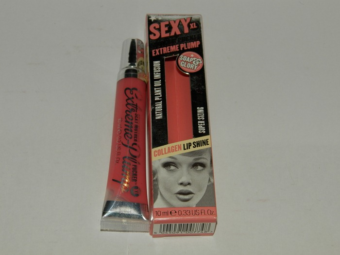 Soap and Glory Sexy Mother Pucker XL 8