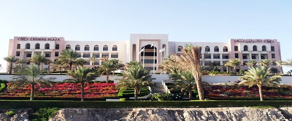 Hotel Development at Sohar (Crowne Plaza)