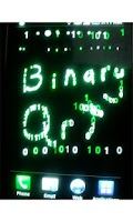 Screenshot of Binary Art