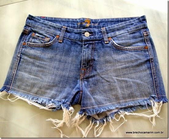 Short jeans Seven by Camarim