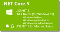 .NET core 5