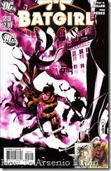 P00015 - Batgirl #23