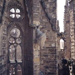 88.- Gaudí. Sagrada familia