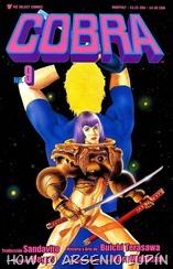 P00009 - Cobra Manga USA #9 (de 12