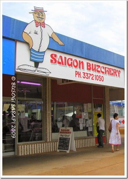 saigon butchery© BUSOG! SARAP! 2009