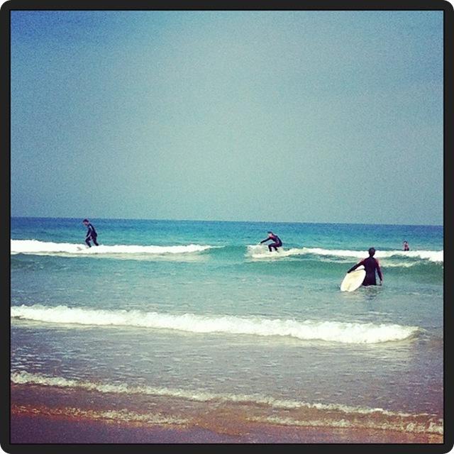 SURFEROS A LA VISTA!