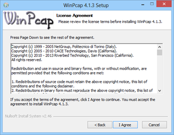 WinPcap 4.1.3 Download