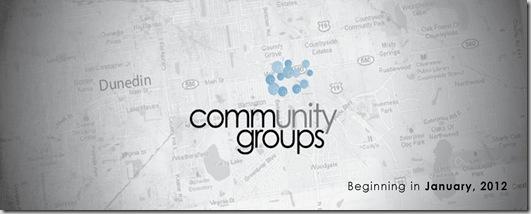Community Group - Grace Church of Dunedin - January 2012