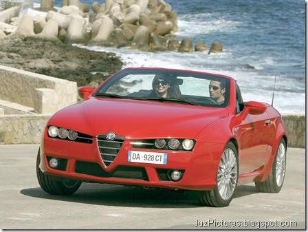Alfa Romeo Spider (2006)4