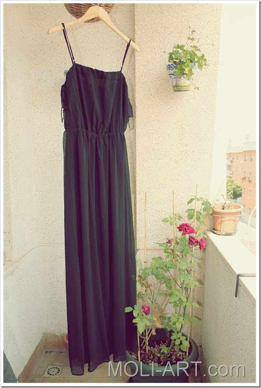 vestido-negro-largo-pull-and-bear