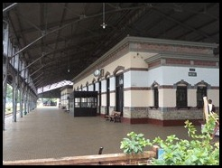 Indonesia, Ambarawa Railway Museum, Station, 1873, 11 January 2013 (2)