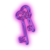 113110-glowing-purple-neon-icon-business-keys-sc43