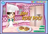 Sara's Cooking Class - Jam Roly Poly