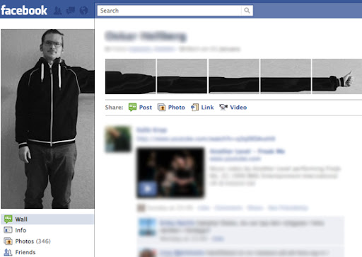 Very Creative Facebook Profile Pictures « Facebook « NuttyTimes ...
