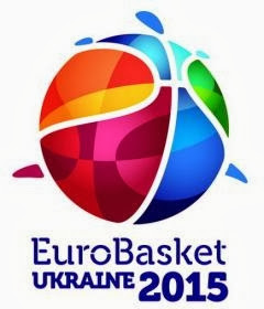 Logo EuroBasket 2015 / Логотип ЕвроБаскет 2015