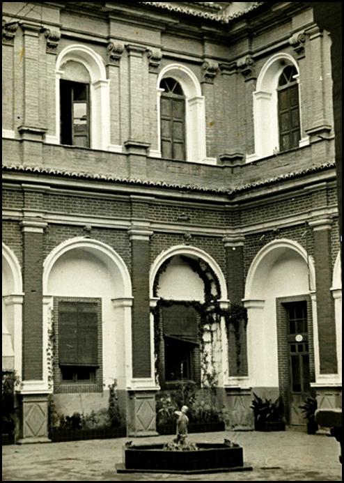 convento de nuestra señora del pilar 1957